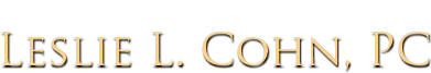 Law Offices of  Leslie L. Cohn, PC logo